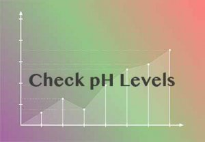 Check pH Levels