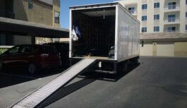 Basic safety precautions to consider when using a loading ramp